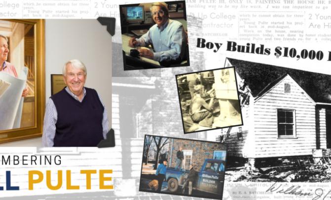 Remembering Bill Pulte
