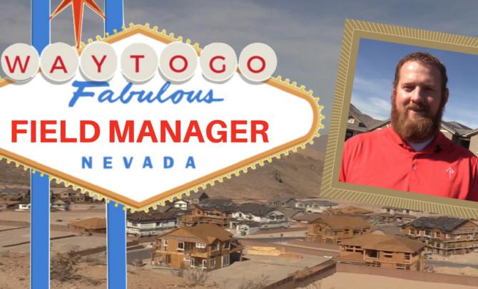 Meet the 2017 Top Field Manager: Las Vegas' Josh Milton