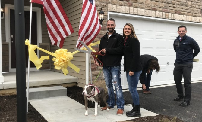 Welcome Home, Hempker Family!