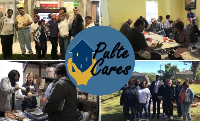 #PulteCares Week of Service