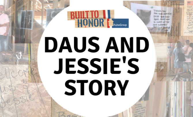 Notes of Love: Daus and Jessie's Story