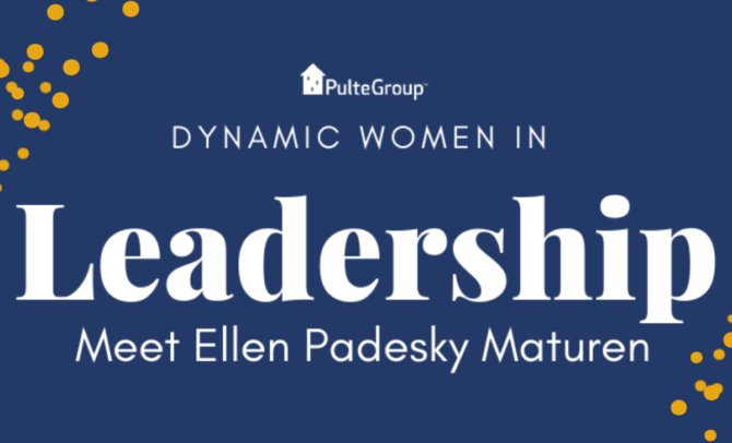 Dynamic Women in Leadership: Meet Ellen Padesky Maturen