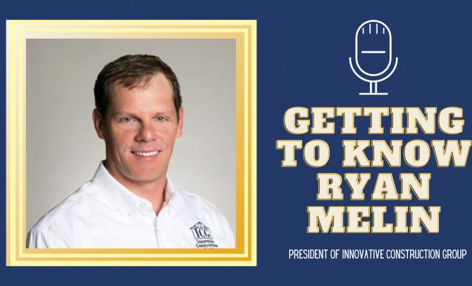ICG: Meet Ryan Melin
