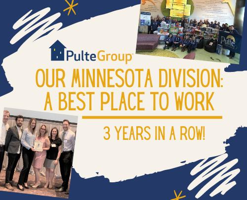 Minnesota Best Place to Work