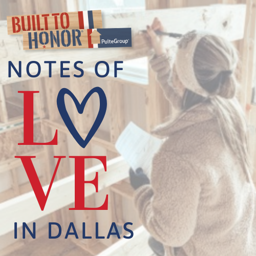 Notes of Love in Dallas