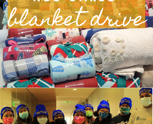 NSS Cares Homeless Blanket Drive