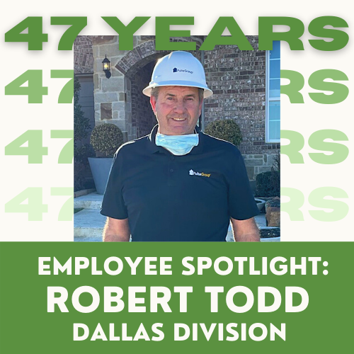 Employee Spotlight: Dallas Field Manager Robert Todd