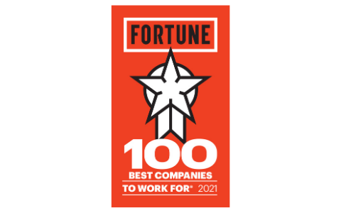PulteGroup Newly Named One of the 2021 Fortune 100 Best Companies to Work For®