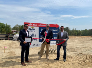 Raleigh Expands with First Triad-Area Community