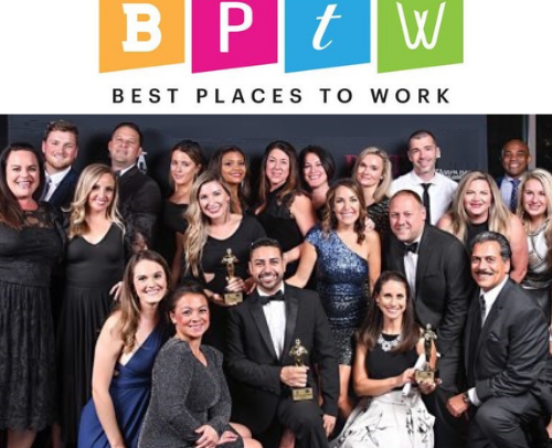 West Florida Division Named a Best Place to Work