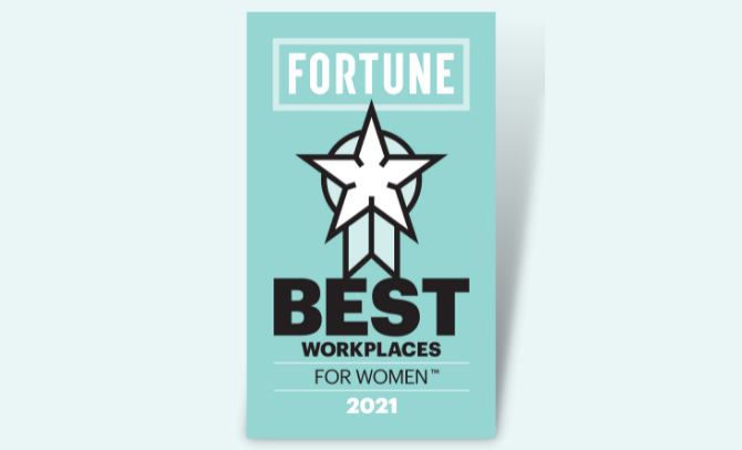 PulteGroup Named One of the 2021 Best Workplaces for Women for the Second Consecutive Year